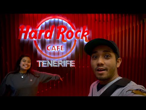 Travel Series Episode 4: A Hard Rock Experience - Tenerife