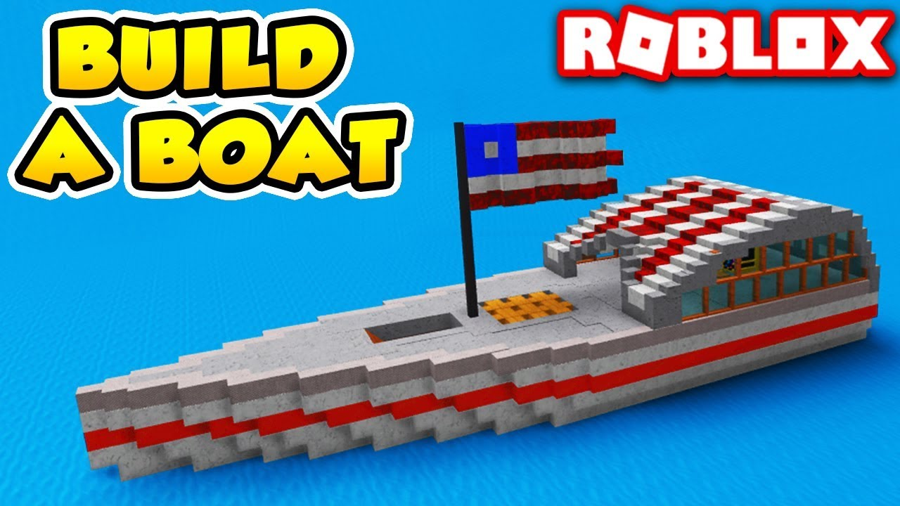 how to win on build a boat for treasure