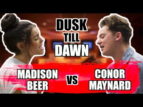 ZAYN - Dusk Till Dawn ft Sia SING OFF vs Madison Beer