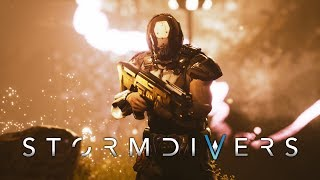STORMDIVERS Official Trailer (HD)