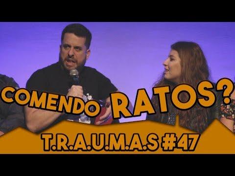 T.R.A.U.M.A.S. #47 - MORANDO NA CHINA (Balneário Camboriú - SC)