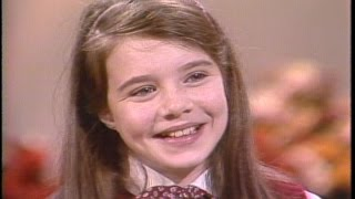 Samantha Smith on The Today Show and The Phil Donahue Show