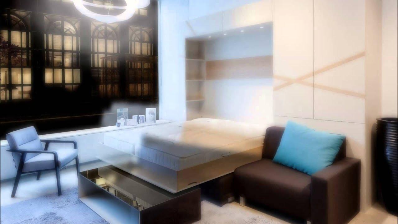 Ladenstein Klappbett mit Sofa