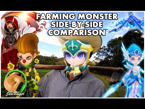 summoners war best farmers