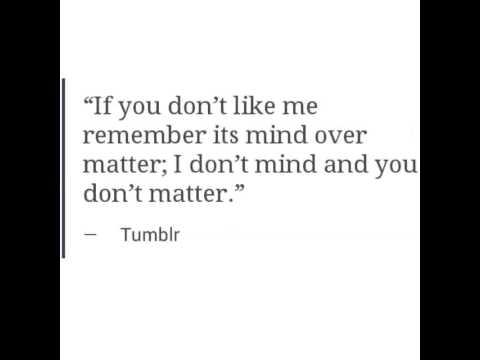 Quotes Tumblr Youtube