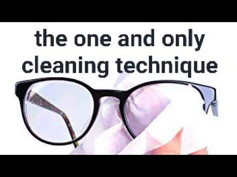only 1 way to clean spectacle lenses, how to prevent your glasses from scratch, how to clean glasses