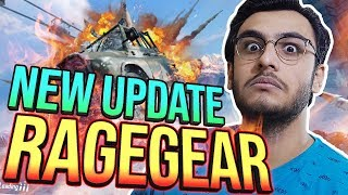 PUBG MOBILE LIVE: NEW UPDATE RAGE GEAR IS AWESOME 0.16.0 SNOW | SEASON 10 ROYAL PASS | RAWKNEE