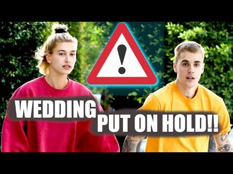 The REAL Reason Justin Bieber And Hailey Baldwin Are Postponing Their Wedding Bash