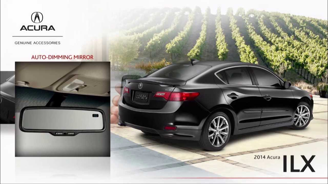 Acura ILX Accessories YouTube - Acura ilx accessories