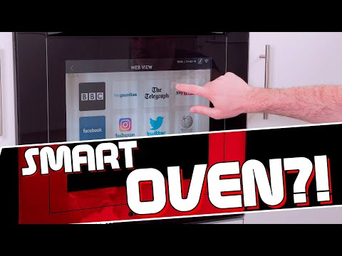 Hoover Vision Smart Oven Review - You've Never Cooked Like This Before