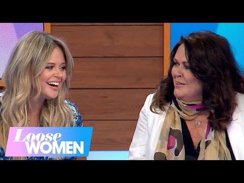 Kate Robbins Embarrasses Her Daughter Emily Atack | Loose Women