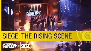 Rainbow Six Siege Invitational: The Rising Scene