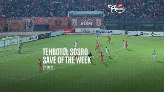 [POLLING] TEHBOTOL SOSRO SAVE OF THE WEEK 23