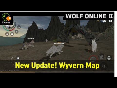New Update! Wyvern Map Released Soon - Wolf Online 2