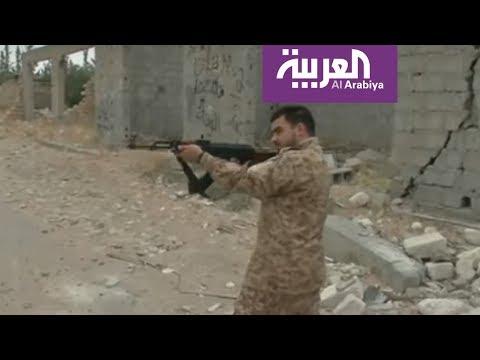 تجدد الاشتباكات خلف مطار طرابلس  - نشر قبل 7 ساعة