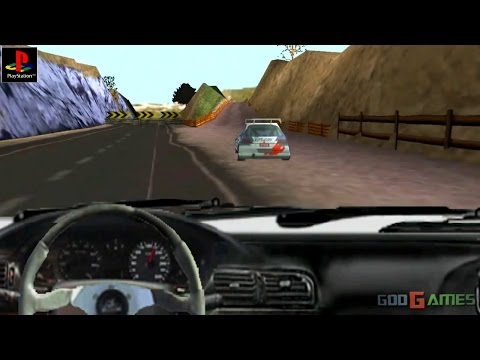 Taxi 2 - Gameplay PSX / PS1 / PS One / HD 720P (Epsxe)