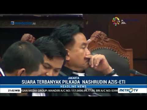 MK Gelar Sidang Lanjutan Sengketa Pilkada Kota Cirebon