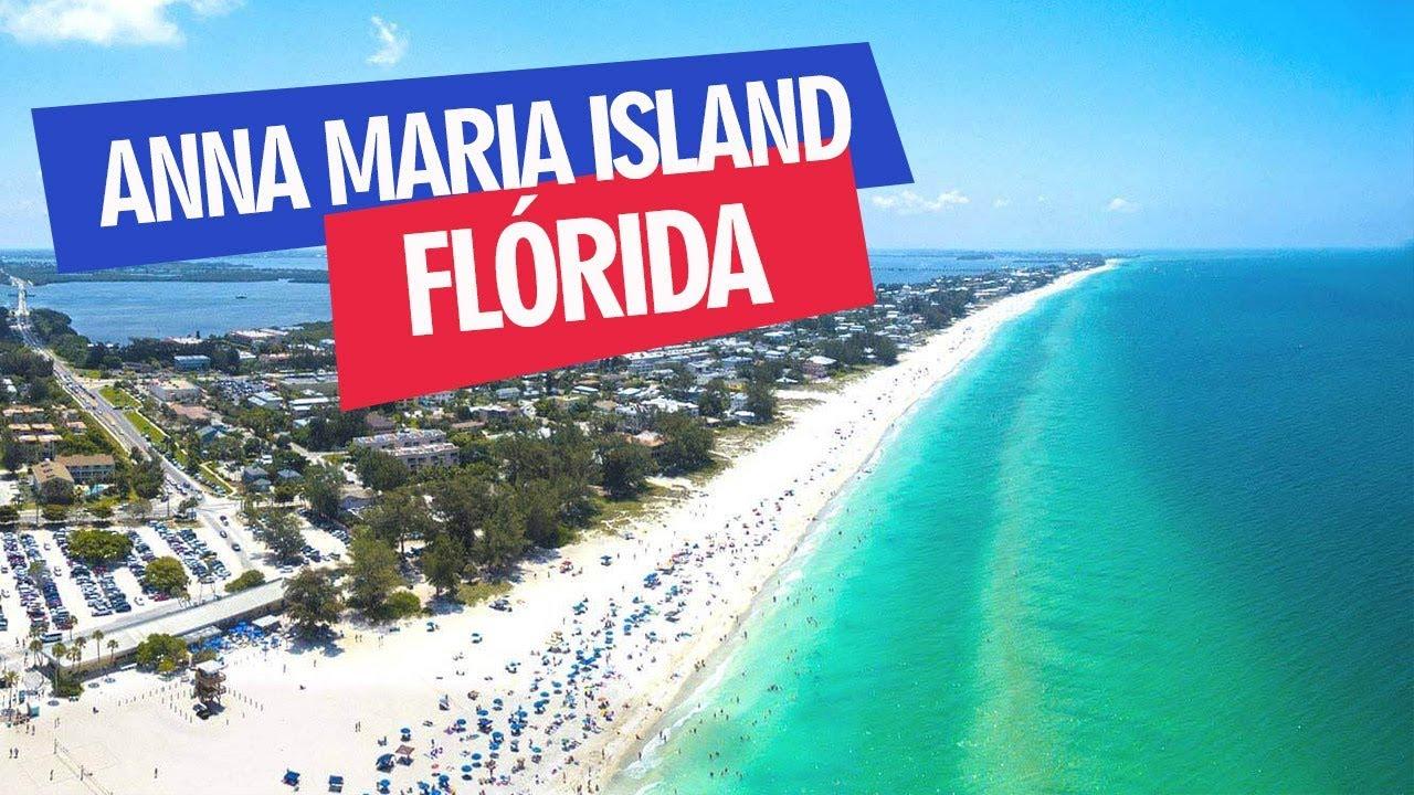 Anna Maria Island Um Paraíso Na