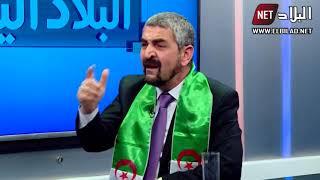 الناشط سمير بلعربي يحذر من توجيه الحراك الشعبي ويقول: لا للعصيان المدني