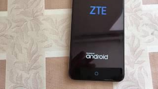 Отвязка от google аккаунта ZTE Blade V7 Lite