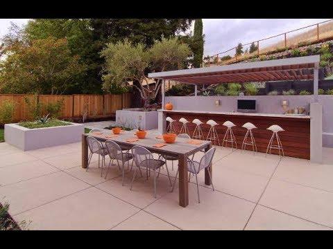 outdoor patio bar design ideas Backyard Bar Ideas for an Entertaining Outdoor Life - YouTube