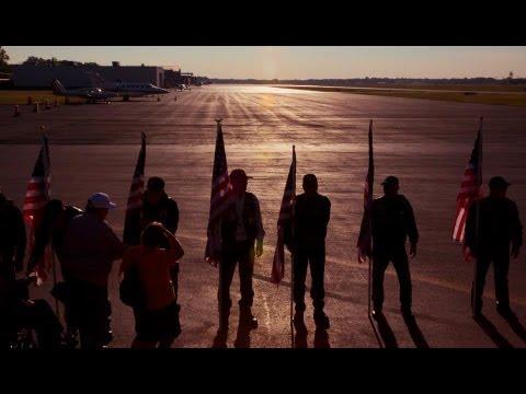2012 Flag City Honor Flight Video Production for Veterans