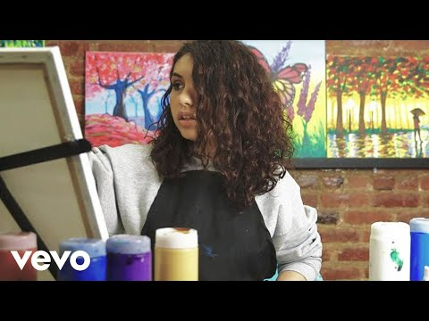 Alessia Cara - Painting