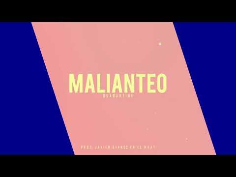 malianteo-quarantine-reggaeton-beat-2020