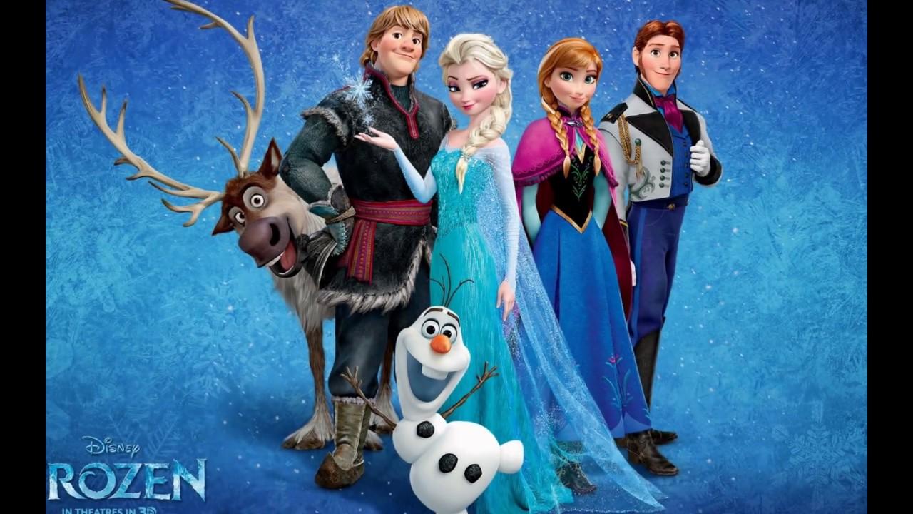 Frozen wallpaper do filme youtube frozen wallpaper do filme voltagebd Choice Image