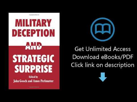 Download Military Deception and Strategic Surprise! [P.D.F]