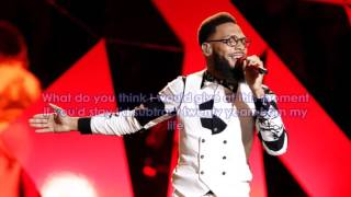TSoul - At This Moment (The Voice Performance) - Lyrics