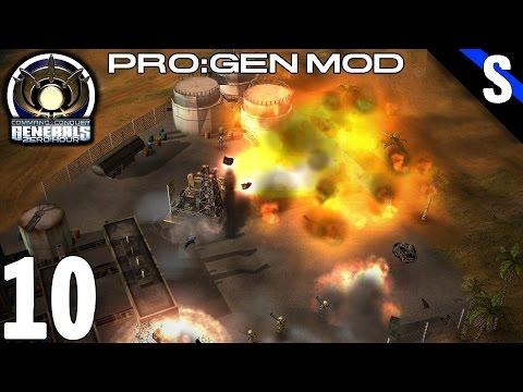Pro:Gen Mod - GLA Mission 10 - Hidden Agenda