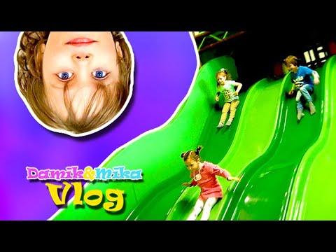 24 часа в развлекательном центре   Сочи парк   Развлечения для детей