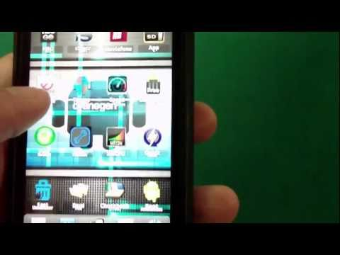 HTC Droid Incredible 2 Quick View of Root