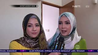 Natasha Rizky & Ratna Galih Menjalani Pemotretan Bisnis Kuliner