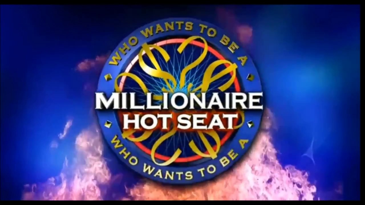 Millionaire Hot Seat (Clear Intro 2017)