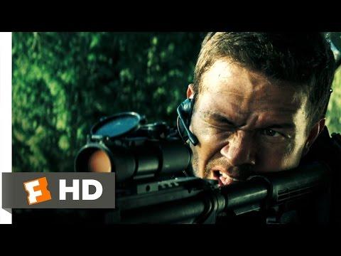 Shooter (6/8) Movie CLIP - Flyswatter (2007) HD