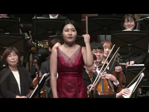 Rachmaninoff Piano Concerto No. 2 in C minor, Op. 18 - 3rd Mov. (Pf. Jiyeong Mun)