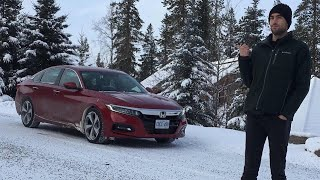 Is the All-New '18 Honda Accord Any Good?  - TheDriveGuyde Review
