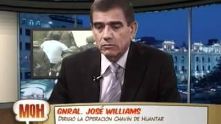 José Williams: cómo se realizó el operativo Chavín de Huantar (parte 3)