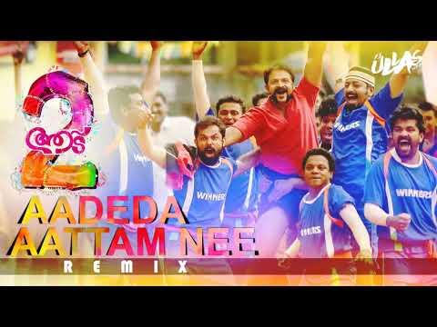 Aadeda Aattam Nee (Official Remix) | Aadu 2