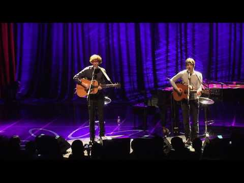 [HD] Kings Of Convenience - Rule My World (New Song #5), Seoul 2008 Part 8