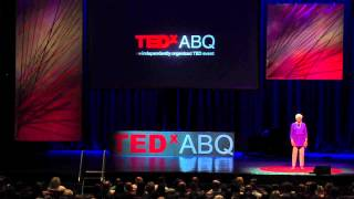Linking architecture and student-centered learning environments: Dr. Anne Taylor at TEDxABQ