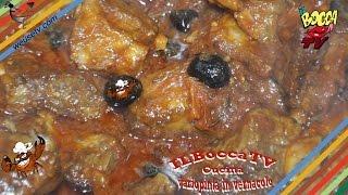194 - Rosticciana con olive...ci riempio un paio di stive (secondo di carne facile buono e saporito)