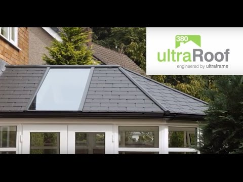 Ultraframe 380 The Solid Roof Solution Youtube