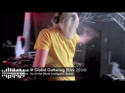Spartaque @ Global Gathering 2010