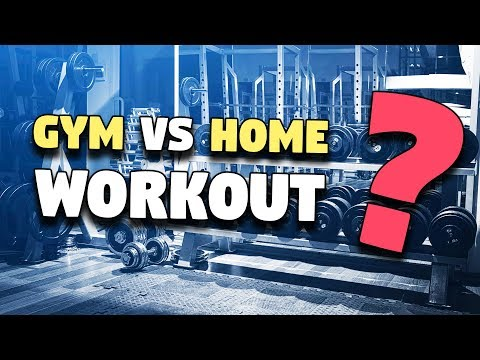 Home Gym vs Commercial Gym Workouts... my honest opinion...