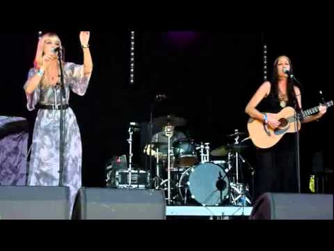 The Pierces - Love You More (live at Glastonbury Festival 2011)