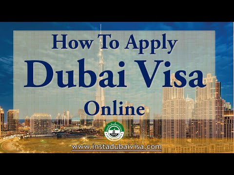 How to Apply Dubai Visa (UAE Visa) online | Insta Dubai Visa