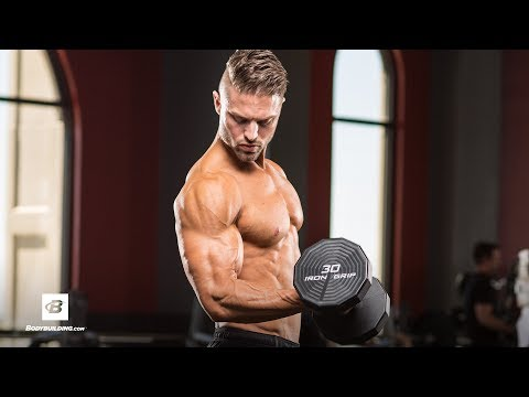 Monster Arm Workout | Flex Friday with Trainer Mike
